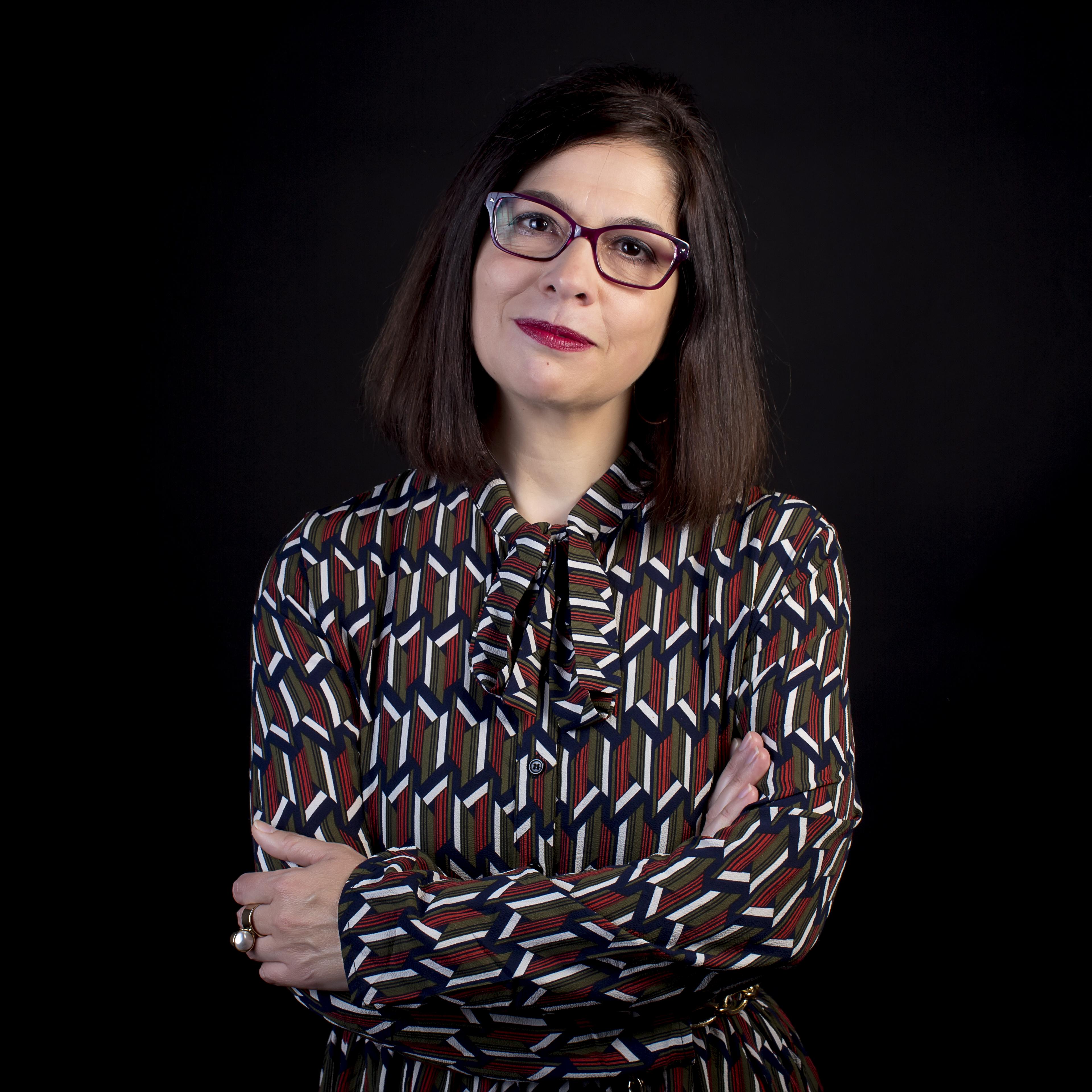 Amelia Pérez de Villar (foto de Juan Pérez Fajardo)