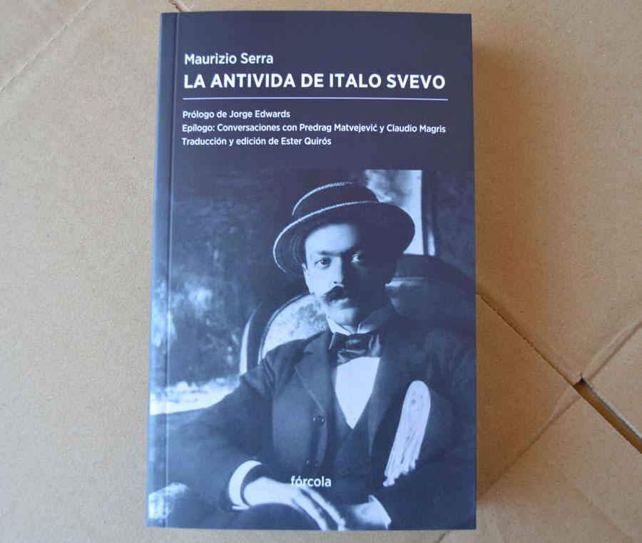 La antivida de Italo Svevo