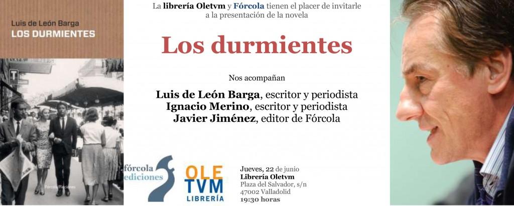Invitacion_LuisdeLeon-Losdurmientes_Valladolid