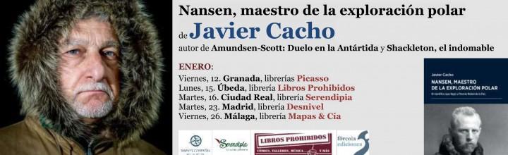 Tras los pasos de Nansen y Javier Cacho