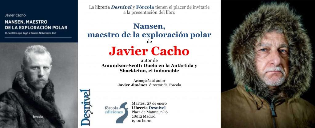 Invitacion_Javier-Cacho_Nansen_Desnivel
