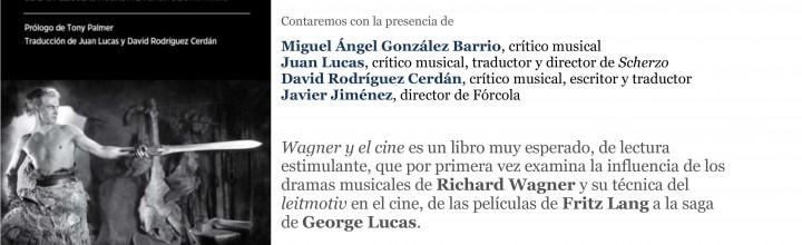 Presentación de Wagner y el cine
