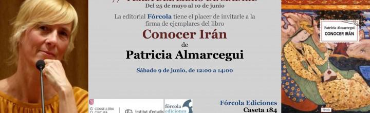 Firmas en la #FLM18: Patricia Almarcegui