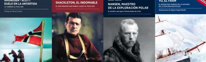 Javier Cacho: Toda una vida dedicada a la Conquista de los Polos