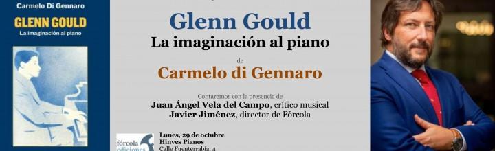 Presentación de Glenn Gould