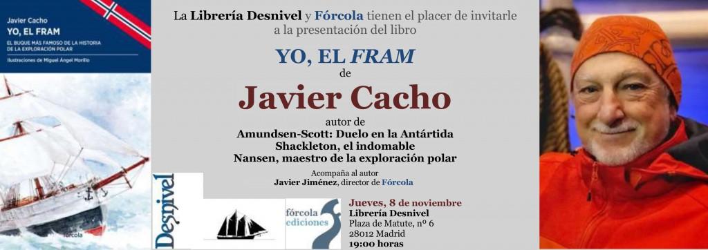 Invitacion_Javier-Cacho_Fram_Desnivel