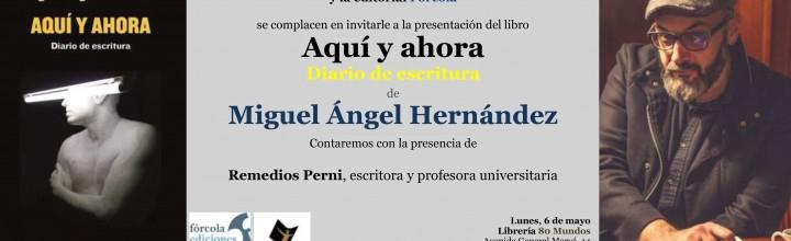 Presentación de MAHN en Alicante