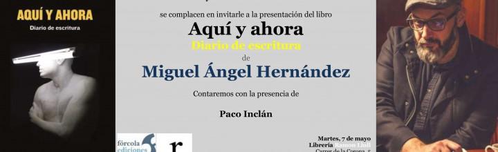 Presentación de MAHN en Valencia