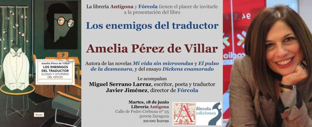 Invitacion_Amelia_PerezdeVillar_Enemigos_Antigona_Zaragoza