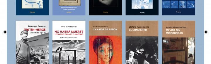 Fórcola: editorial del mes en Con Tarima Libros