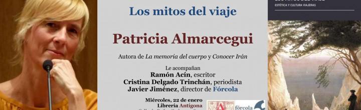 Presentación de Patricia Almarcegui en Zaragoza