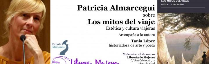 Encuentro con Patricia Almarcegui en la Librería de Mujeres