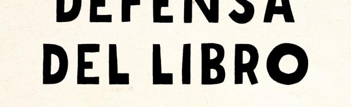 En Defensa del Libro