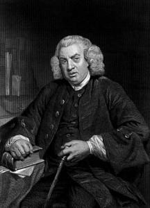 Samuel Johnson, por Evert A. Duycknick
