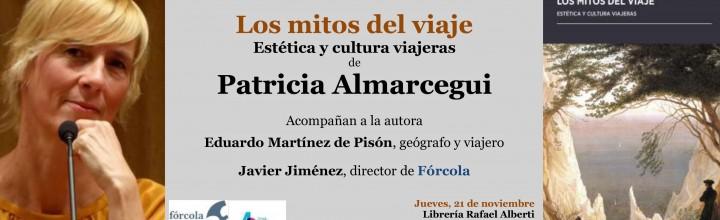 Presentación de Patricia Almarcegui en Madrid