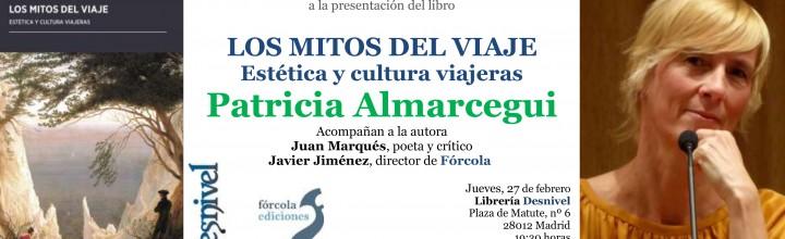 Encuentro con Patricia Almarcegui en Desnivel